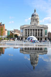 Nottingham, UK Stock Image