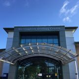 Nottingham urology centre Stock Image
