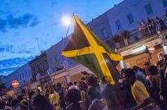 Nottinghill καρναβάλι Στοκ Εικόνες