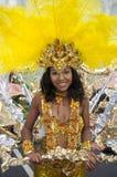 Nottings Hill karneval i västra London, UK Royaltyfria Bilder