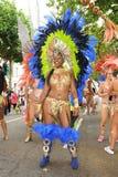 Nottingsheuvel Carnaval 2012 Royalty-vrije Stock Foto's