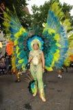 Nottingsheuvel Carnaval Londen 2012 Royalty-vrije Stock Afbeelding