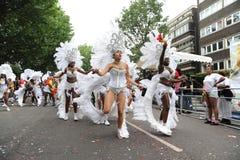 Nottingsheuvel Carnaval Londen 2012 Stock Foto