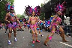 Nottingsheuvel Carnaval Londen 2012 Stock Foto's