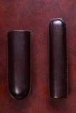 Notwendige Sachen für Zigarren Lizenzfreie Stockfotos