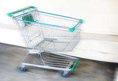 Notwendigkeit am Einkaufen Stockfoto