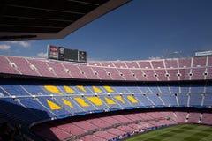 The Nou Camp, Barcelona Stock Photo