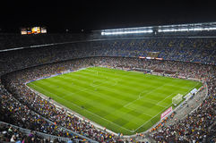 Nou Camp Royalty Free Stock Images