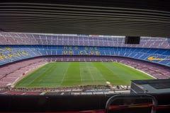 Nou Camp Football Stadium Stock Images