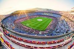 Nou Camp - stadioum of FC Barcelona, Spain Stock Photography