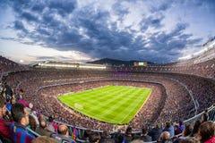 Nou Camp - stadioum of FC Barcelona, Spain Stock Images