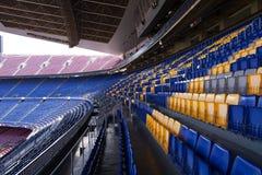 The Nou Camp Stadium, Barcelona Stock Photography