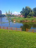 Noua-Park Lizenzfreies Stockbild