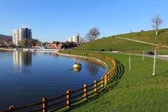 Noua See, Rumänien Lizenzfreie Stockbilder