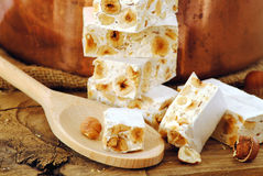 Nougat Royalty Free Stock Image