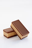 Nougat praline Stock Photo