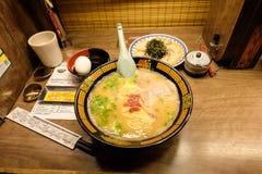Nouille à Tokyo Japon Image libre de droits