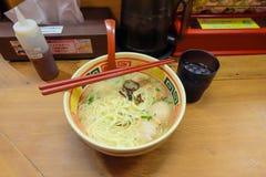 Nouille à Tokyo Japon Photographie stock libre de droits