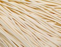 Nouille de blanc chinois Photographie stock