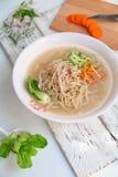 Nouille de Taïwan Images stock