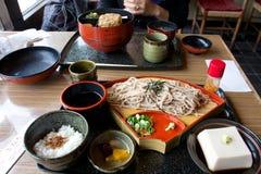 Nouille japonaise Photo stock