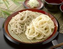Nouille japonaise Photos stock