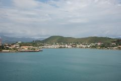 Noumea, Nowy Caledonia fotografia royalty free