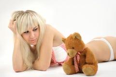 nounours d'ours Photographie stock libre de droits