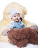 nounours d'ours de chéri Photo stock