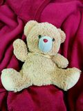 Nounours de Hiii Photo stock