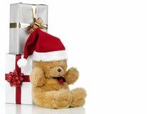 nounours de Noël d'ours Images libres de droits
