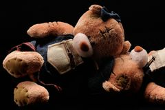 Nounours-ours photographie stock