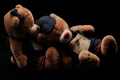 Nounours-ours images stock