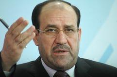 Nouri Al-Maliki Royalty Free Stock Image
