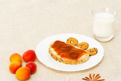 Nourishing Breakfast Royalty Free Stock Images