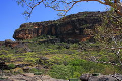 Nourlangie, εθνικό πάρκο kakadu, Αυστραλία Στοκ εικόνα με δικαίωμα ελεύθερης χρήσης