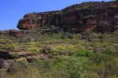 Nourlangie, kakadu nationaal park, Australië Royalty-vrije Stock Foto