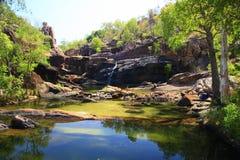 Nourlangie, kakadu nationaal park, Australië Royalty-vrije Stock Afbeelding