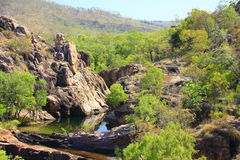 Nourlangie, kakadu Nationalpark, Australien Lizenzfreies Stockfoto
