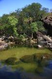 Nourlangie, kakadu Nationalpark, Australien Lizenzfreies Stockbild