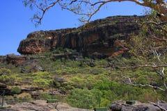 Nourlangie kakadunationalpark, Australien Royaltyfri Bild