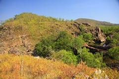Nourlangie, parque nacional do kakadu, Austrália Fotografia de Stock Royalty Free