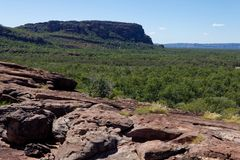Nourlangie Rock, NT, Australia 03 royalty free stock photography