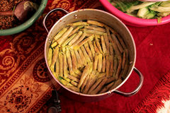Nourriture égyptienne Image stock
