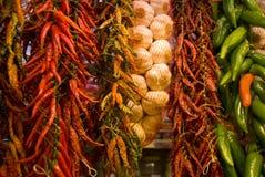 Nourriture épicée Photographie stock