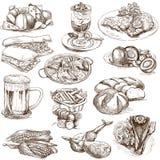 Nourriture 2 illustration stock