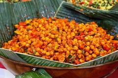 Nourriture africaine Image stock