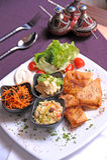 Nourriture arabe Photo stock