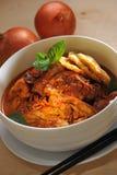 Nourriture asiatique photographie stock libre de droits
