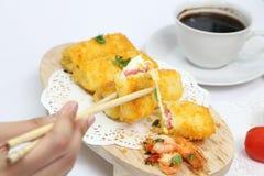 Nourriture asiatique Photographie stock